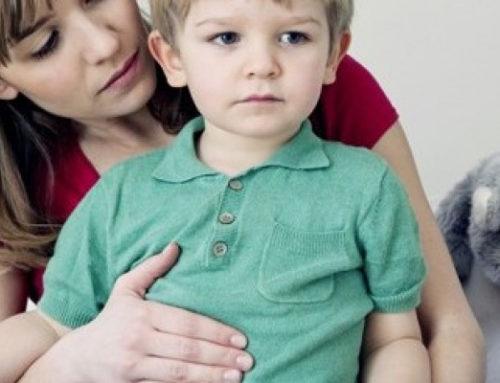 Benessere dell'intestino nei bambini