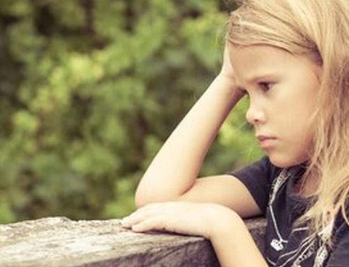 Ansia infantile: cos'è e come prevenirla