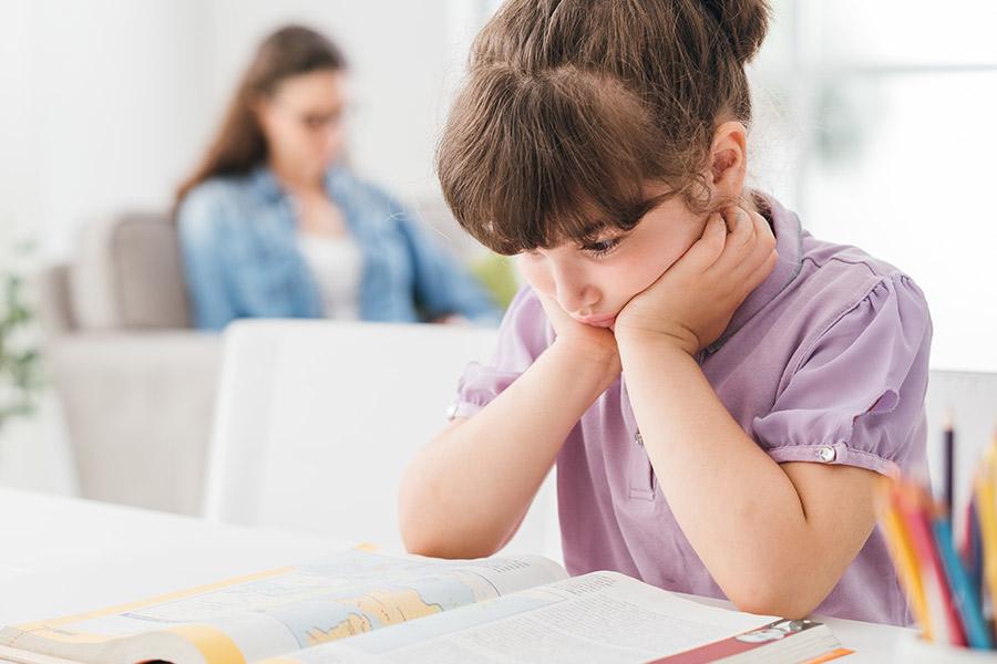 stanchezza nei bambini