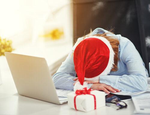 5 Consigli per superare lo stress da Natale