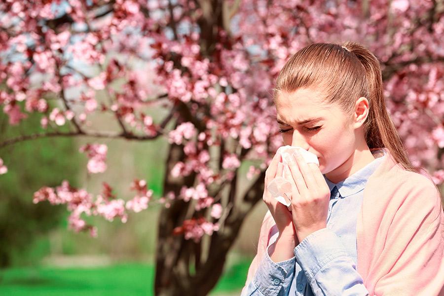 allergie e sistema immunitario